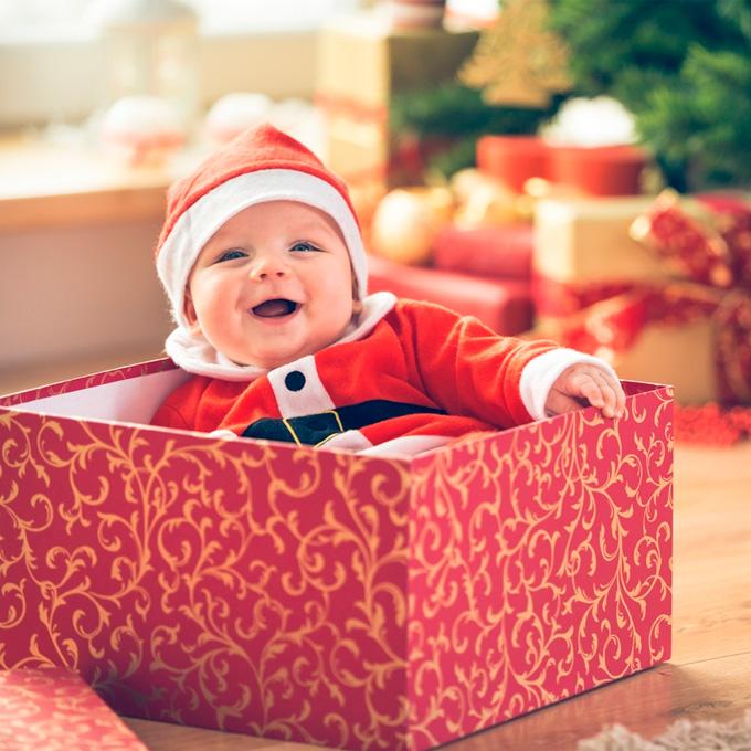 Disfraces Navidad Bebe