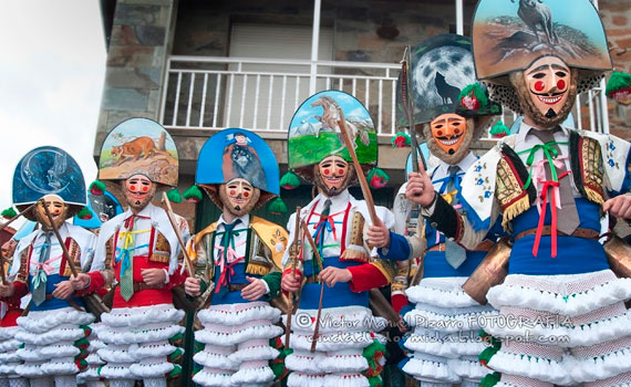 Disfraces Carnaval Laza
