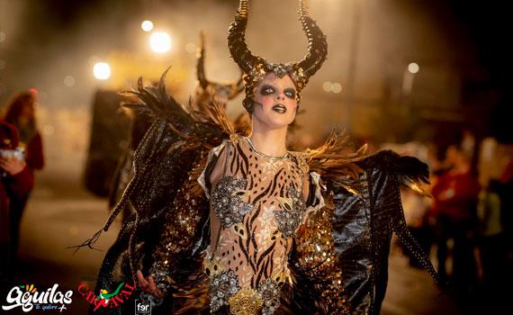 Disfraces Carnaval Águilas