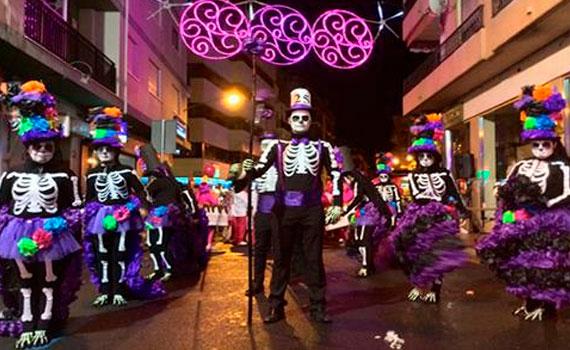 Disfraces Carnaval Pego