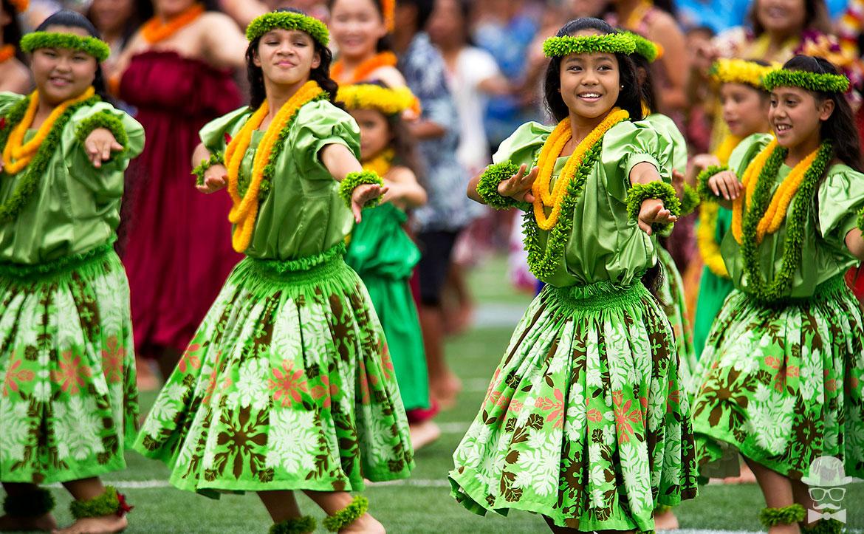 Disfraces Hawaianos Baile