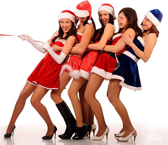 Disfraces Navidad Mujer