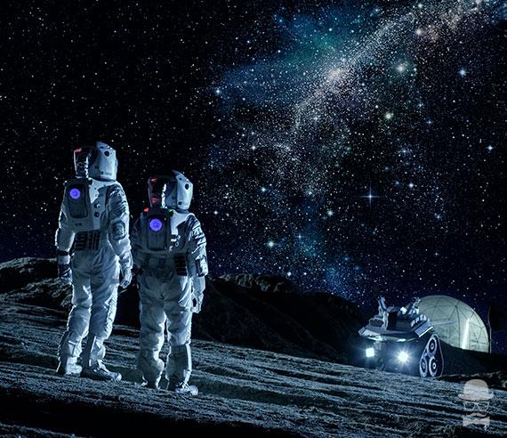 Compra disfraces de Astronauta